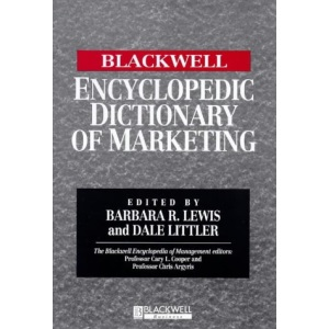 Blackwell Encyclopedic Dictionary of Marketing