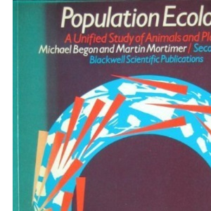 Population Ecology: A Unified Study of Animals and Plants.