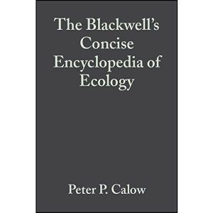 Blackwell's Concise Encyclopedia of Ecology