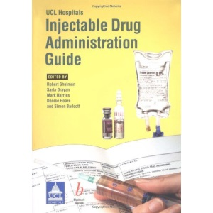 UCL Hospitals Injectable Drug Administration Guide