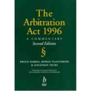 The Arbitration Act, 1996: A Commentary