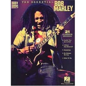 Essential Bob Marley (Easy Guitar Tab)