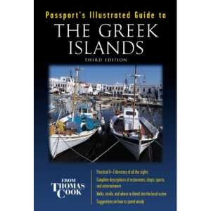 The Greek Islands (Passport's Illustrated Travel Guides from Thomas Cook)