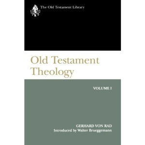 Old Testament Theology, Volume I: 1 (Old Testament Library)