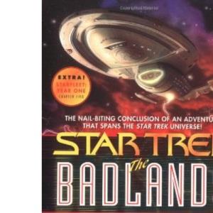 The Badlands: Bk. 2 (Star Trek)