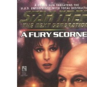 Fury Scorned (Star Trek: The Next Generation)