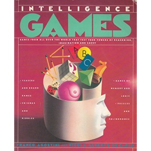 Intelligence Games (A Fireside book)