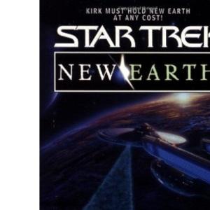 New Earth: Thin Air Bk. 5 (Star Trek: The Original)