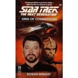 Star Trek - the Next Generation 29: Sins of Commission