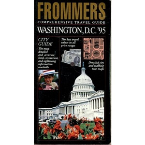 Washington DC 1995 (Frommer's City Guides)
