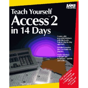 Sams Teach Yourself Access 2 in 14 Days