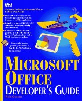 Microsoft Office Developer's Guide (Sams Developer's Guide)