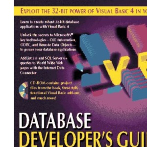 Database Developer's Guide with Visual C++ 2