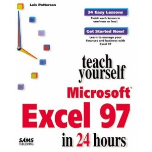 Sams Teach Yourself Microsoft Excel 97 in 24 Hours