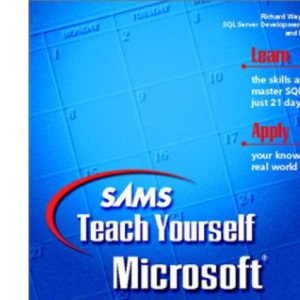 Teach Yourself Microsoft SQL Server 7 in 21 Days (Sams Teach Yourself)