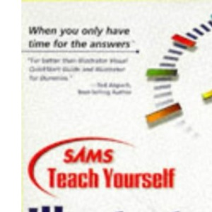 Sams Teach Yourself Illustrator 8 in 24 Hours (Sams Teach Yourself S.)