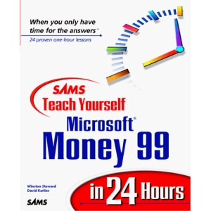 Sams Teach Yourself Microsoft Money in24 Hours