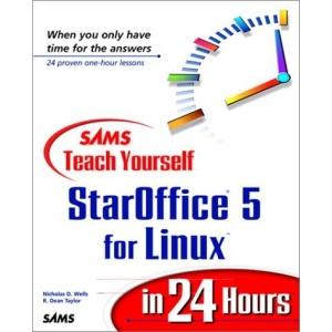 Sams Teach Yourself StarOffice in 24 Hours