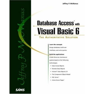 Database Access with Visual Basic 6