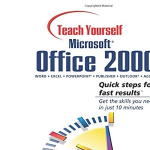 Sams Teach Yourself Microsoft Office 2000 in 10 Minutes