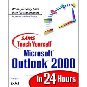 Sams Teach Yourself Microsoft Outlook 2000 in 24 Hours