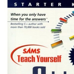 Sams Teach Yourself C++ in 24 Hours: Starter Kit (Paperback)