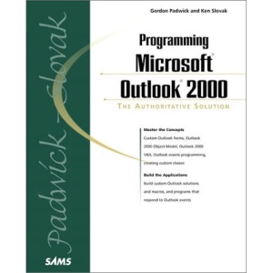 Programming Outlook 2000 (Sams Professional)