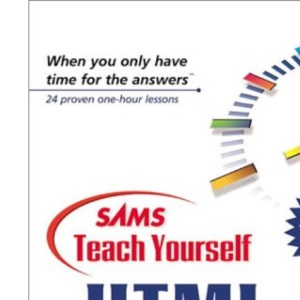 Sams Teach Yourself HTML 4 in 24 Hours