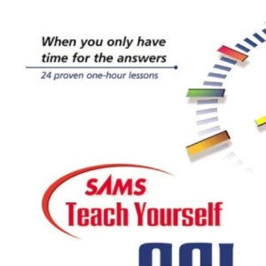 Sams Teach Yourself CGI in 24 Hours