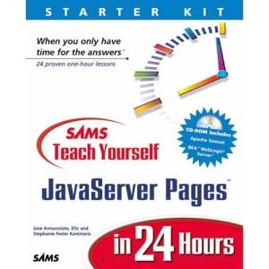 Sams Teach Yourself JSP in 24 Hours