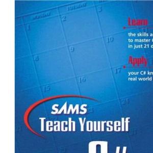 Sams Teach Yourself MS C# in 21 Days
