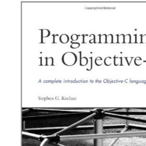 Programming in Objective C