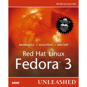 Red Hat Fedora 3 Unleashed