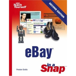 eBay in a Snap (Sams Teach Yourself)