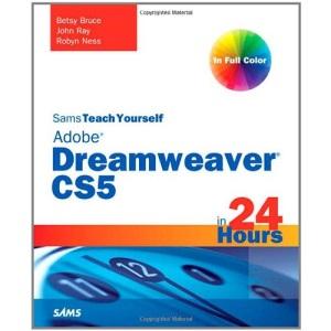 Sams Teach Yourself Dreamweaver CS5 in 24 Hours (Sams Teach Yourself...in 24 Hours)