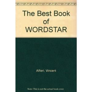 The Best Book of WORDSTAR