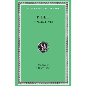 Works: v. 8 (Loeb Classical Library)