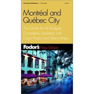 Montreal and Quebec City 2002 (Gold Guides)