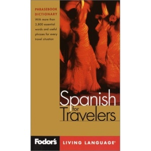 Fodor's Spanish for Travellers (Fodor's living language)