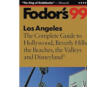 Including Hollywood, Beverly Hills, the Beaches, the Valleys and Disneyland (Gold Guides)