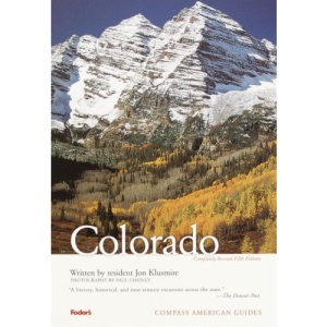 Compass Guide to Colorado (Compass American Guides)
