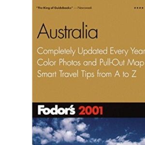 Australia 2001 (Fodor's 2001)