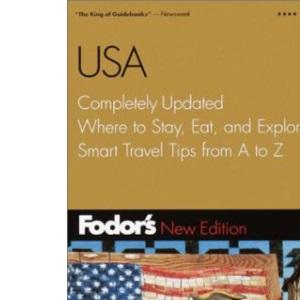 USA 2001 (Fodor's Guides)