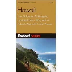 Hawaii 2002 (Fodor's 2002)