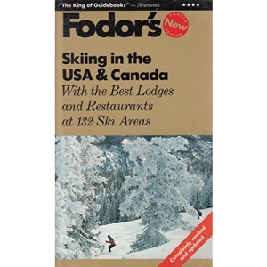 Skiing in the United States of America and Canada (Gold guides)