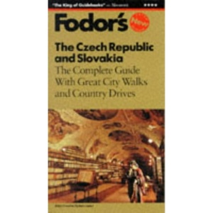 The Czech Republic and Slovakia: The Best Regional Itineries and Tours of Prague (Gold Guides)