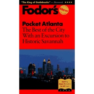 Pocket Atlanta: A Highly Selective, Easy-to-use Guide (Gold Guides)