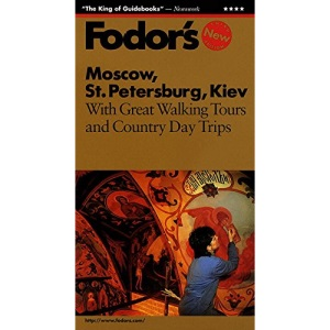 Moscow, St.Petersburg and Kiev (Gold Guides)