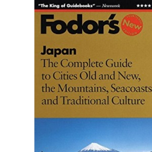 Japan: With the Best of Tokyo, Kyoto and Old Japan (Gold Guides)