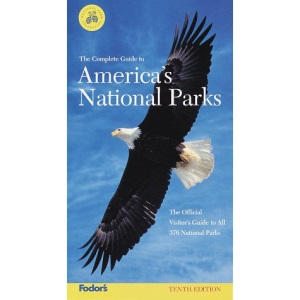 Complete Guide to America's National Parks 1998: The Official Visitor's Guide to All 375 National Parks (Fodor's)